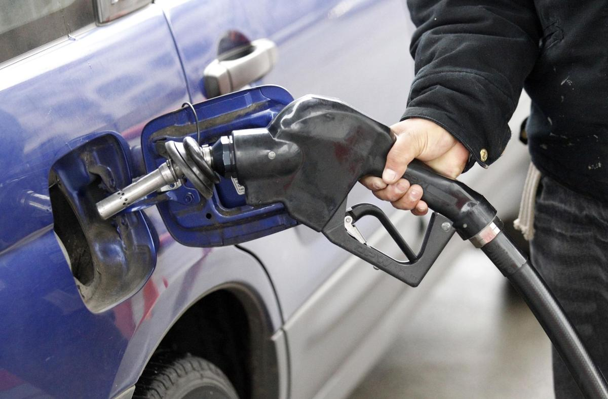 Gasoline prices fell 7 cents in past week to $2.03 a gallon in S.C.
