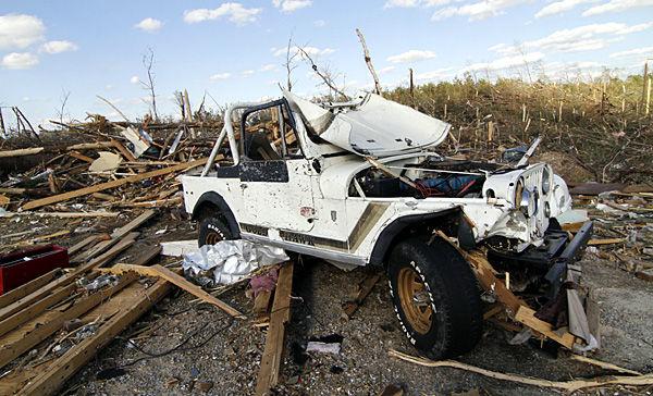 Destruction shocks even weather experts