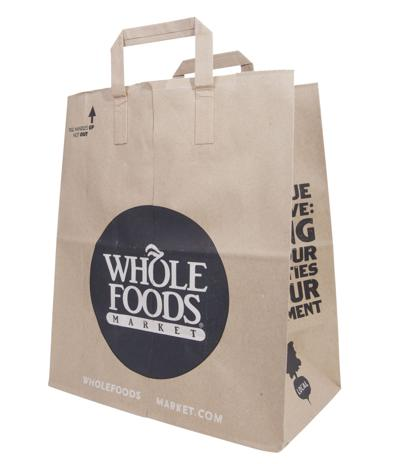 Whole Food Grocery Bag