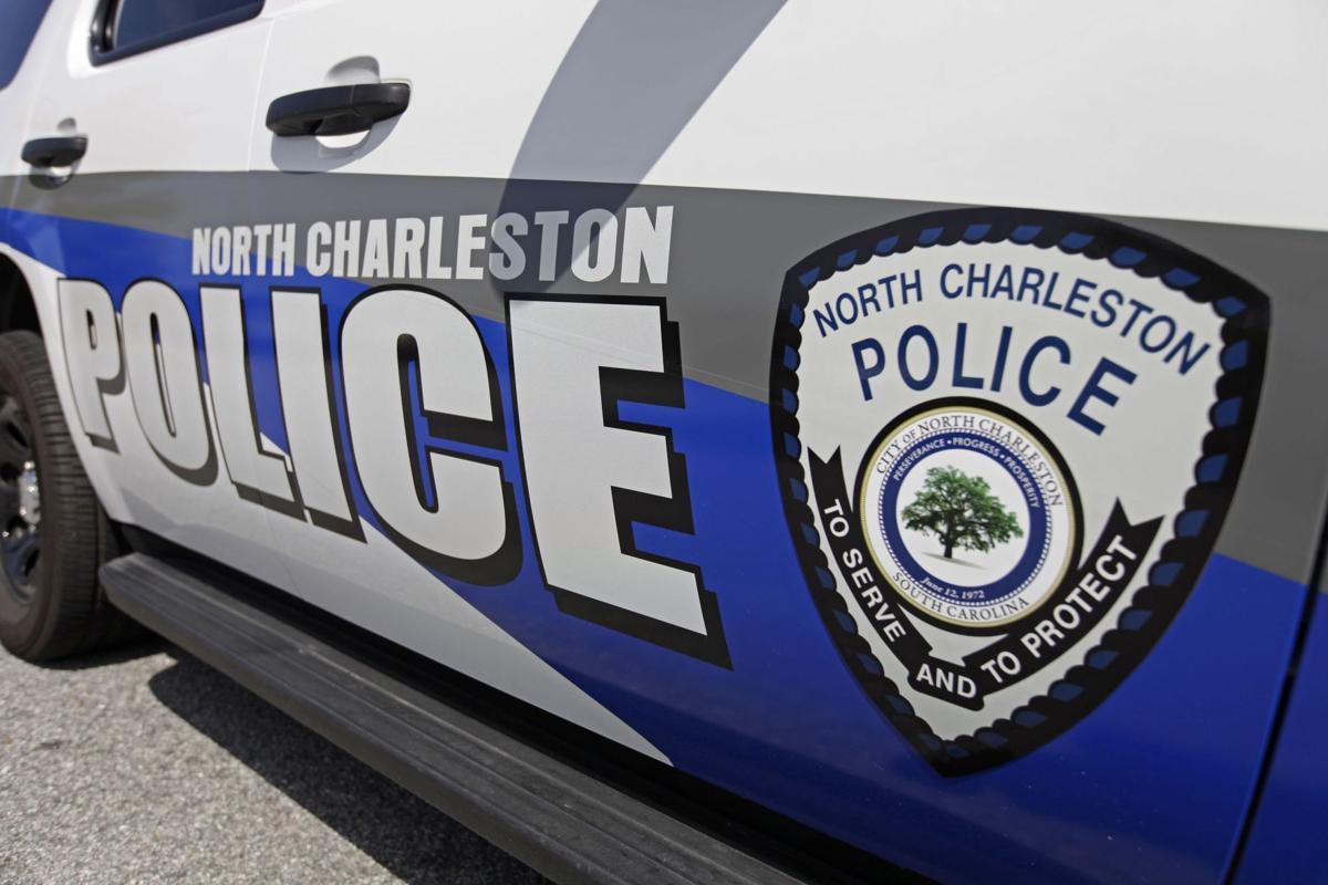 Man shot on North Charleston street