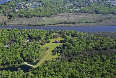 Conservation easement near Drayton Hall to restore ecosystem along Ashley River