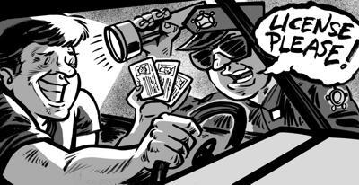 Crime Blotter 110619