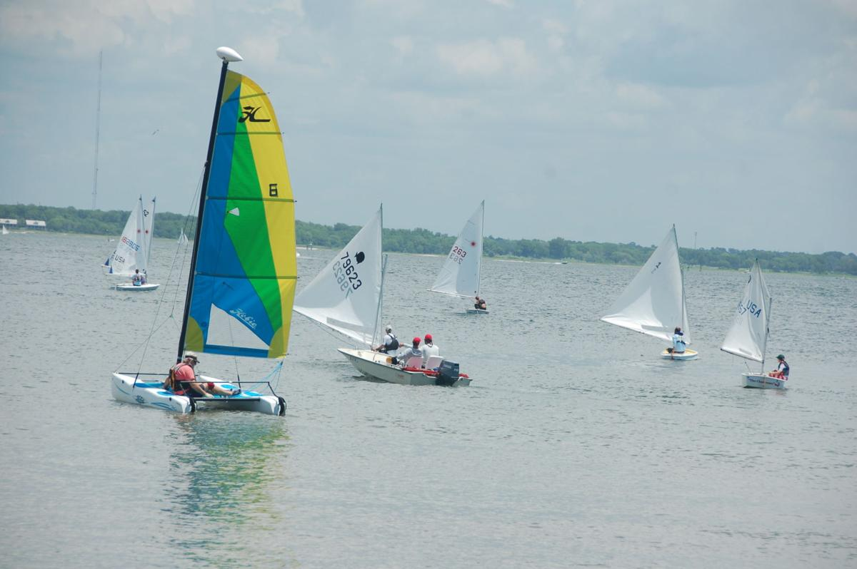 James Island Yacht Club Regatta