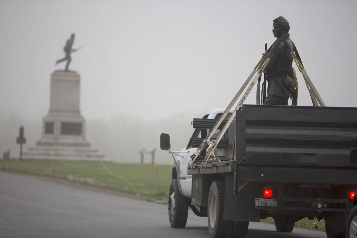 Museum looks at Gettysburg Va. exhibit seeks to humanize tragic chapter in history 150 years later