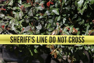 Sheriff's crime scene tape (copy) (copy)