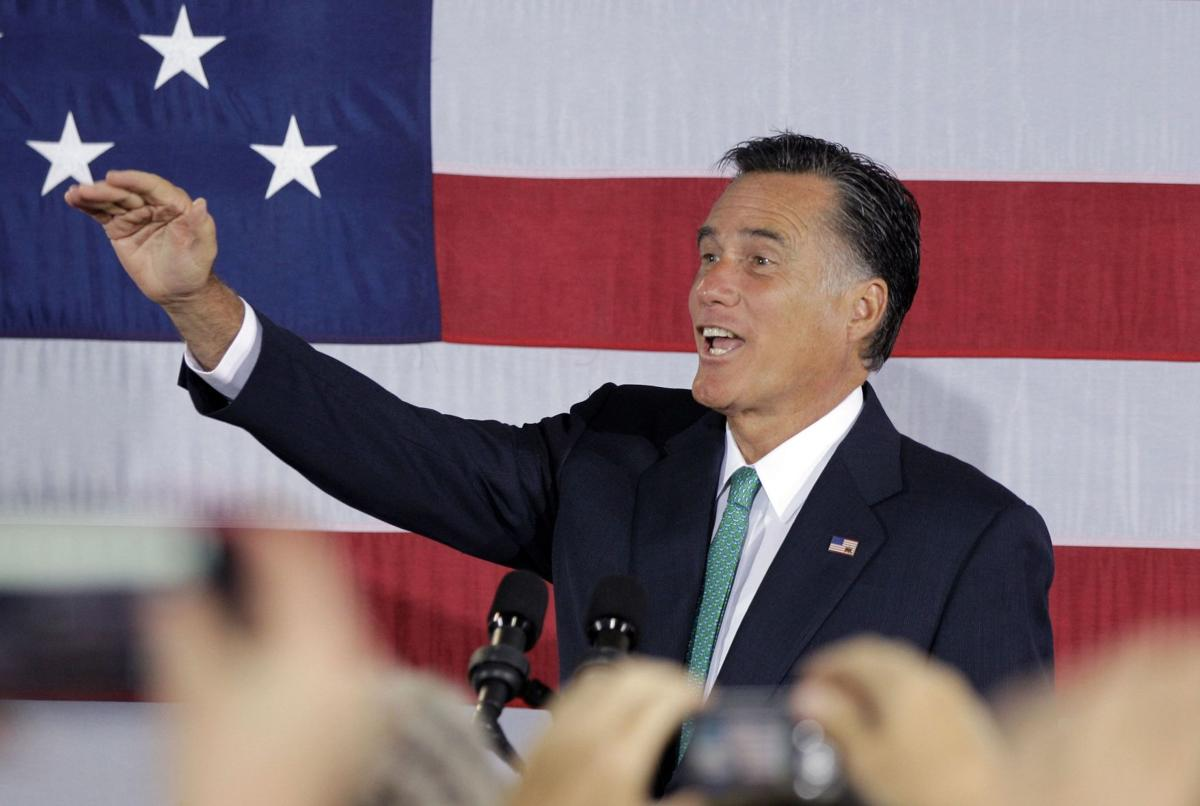 Palmetto Sunrise: Mitt Romney leads presidential contenders in poll. Yes, that Romney.