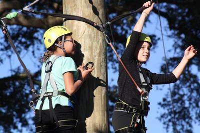 Warrior Summer Camp registration open at Wild Blue Ropes