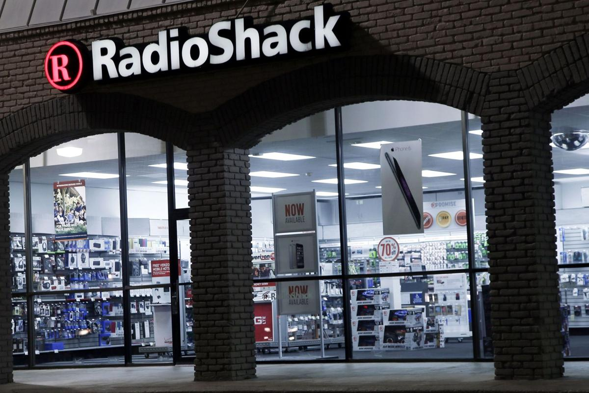 RadioShack files for bankruptcy, plans deal with Sprint