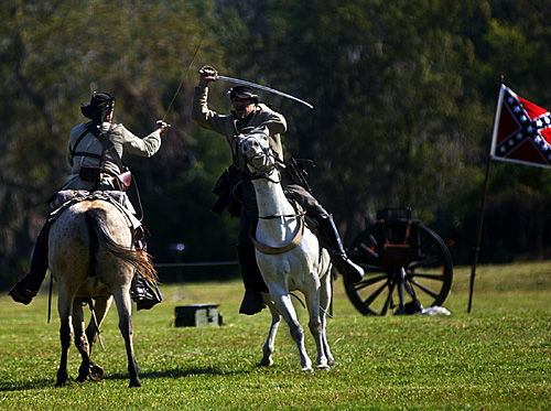 Boone Hall to be under siege