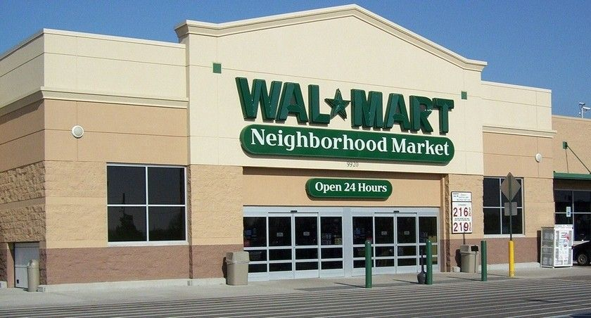 Wal-Mart to hire 95 for new Goose Creek store