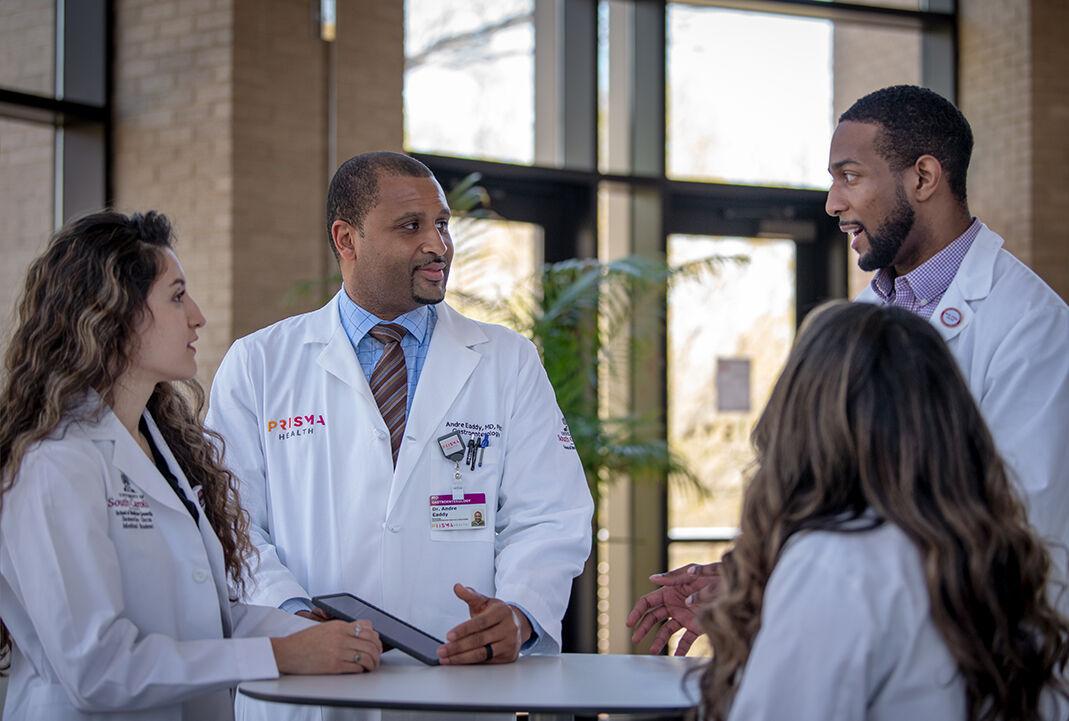 Minority recruitment at USC's School of Medicine in Greenville