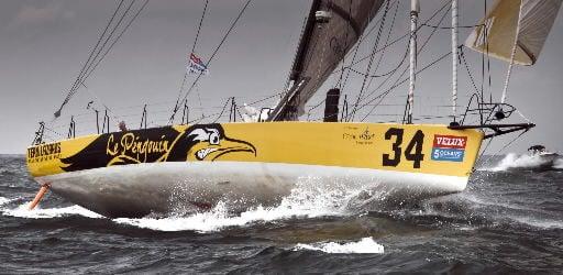 Charleston sailor Brad Van Liew wins Velux 5 Oceans race