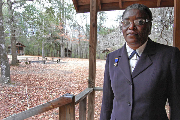 Girl Scouts hold out hope for saving camp