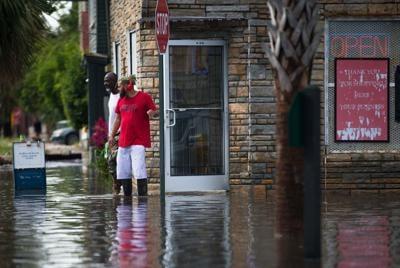 President Market flooding (copy)