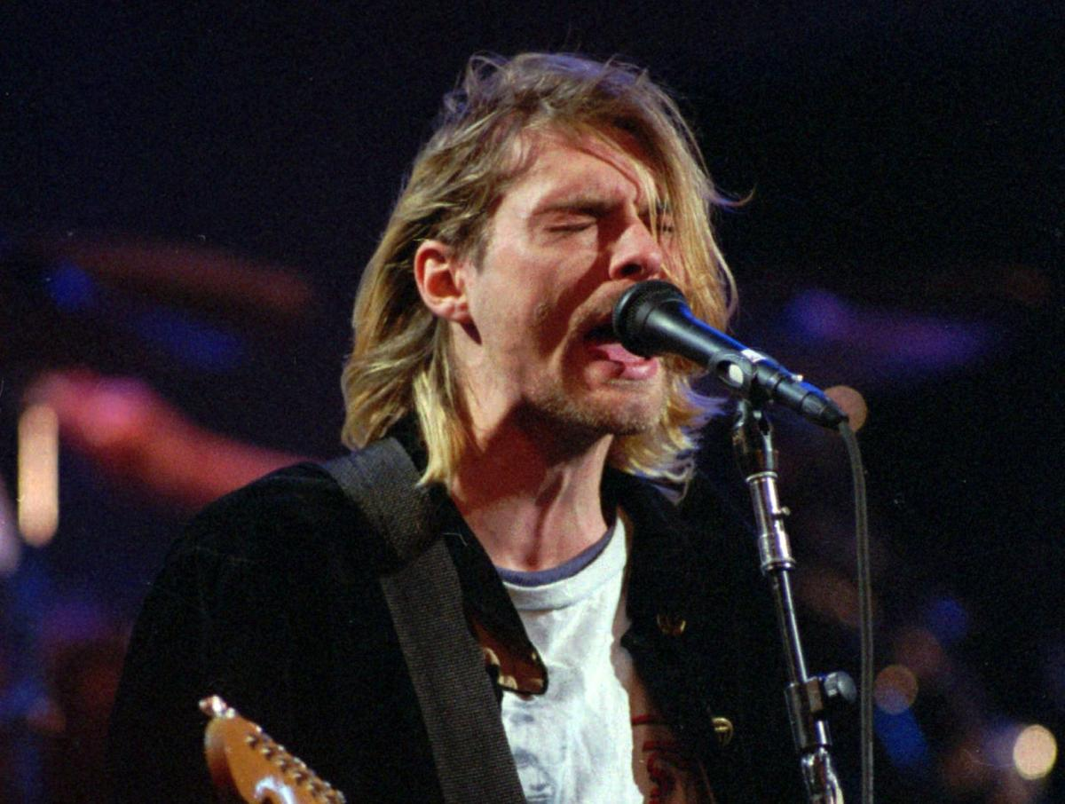 Nirvana's Kurt Cobain remembered 20 years after his death