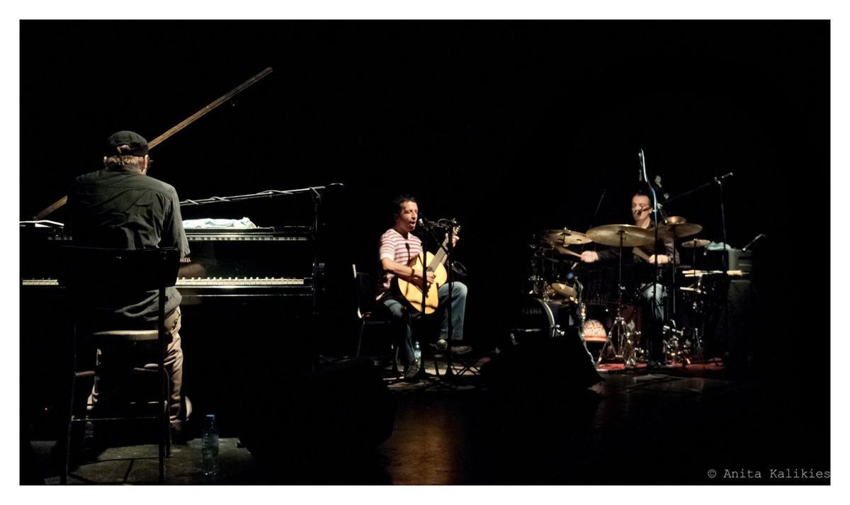 Aca Seca Trio offers dreamy, compelling festival debut