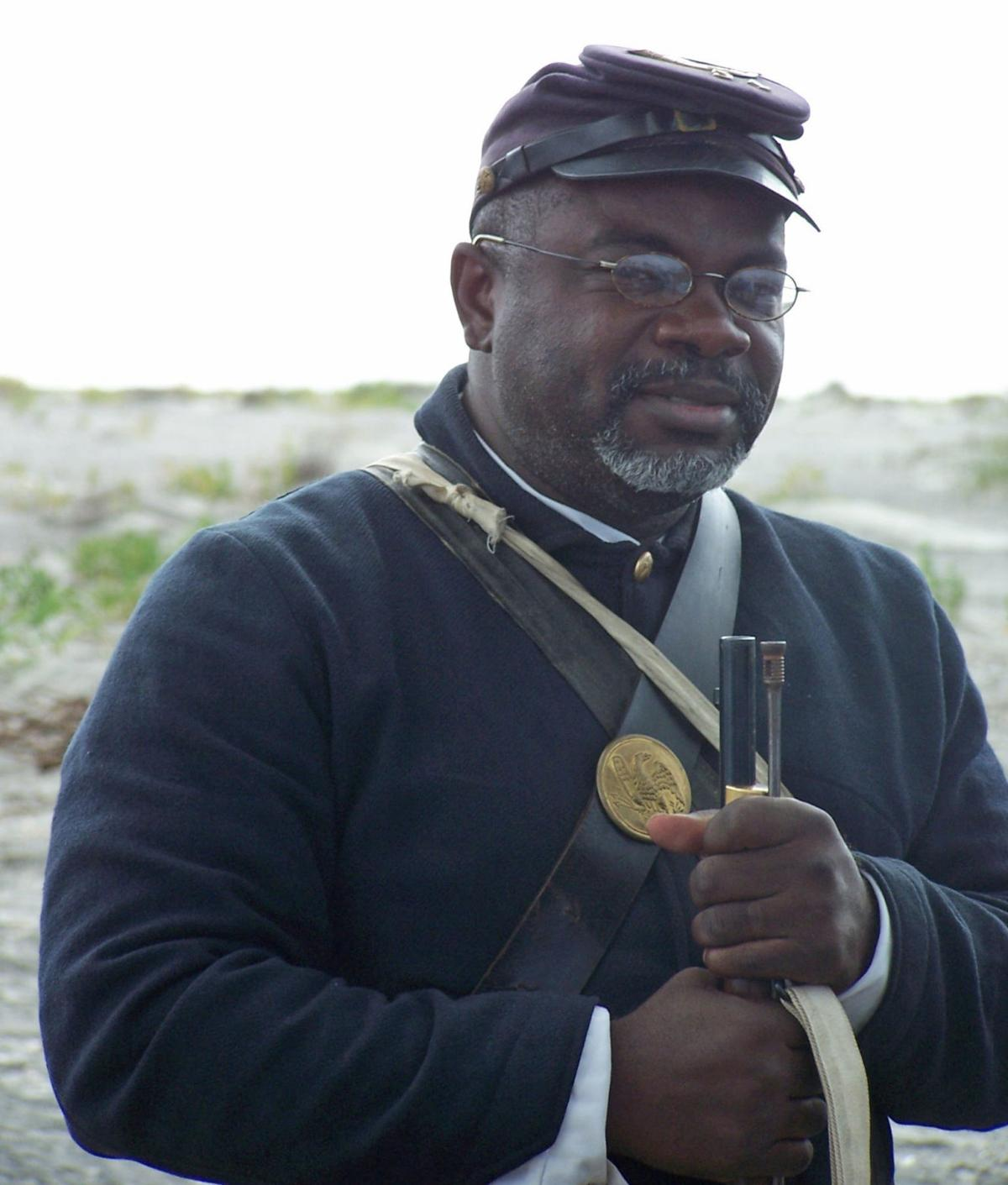 Lecture to focus on 54th Massachusetts Infantry