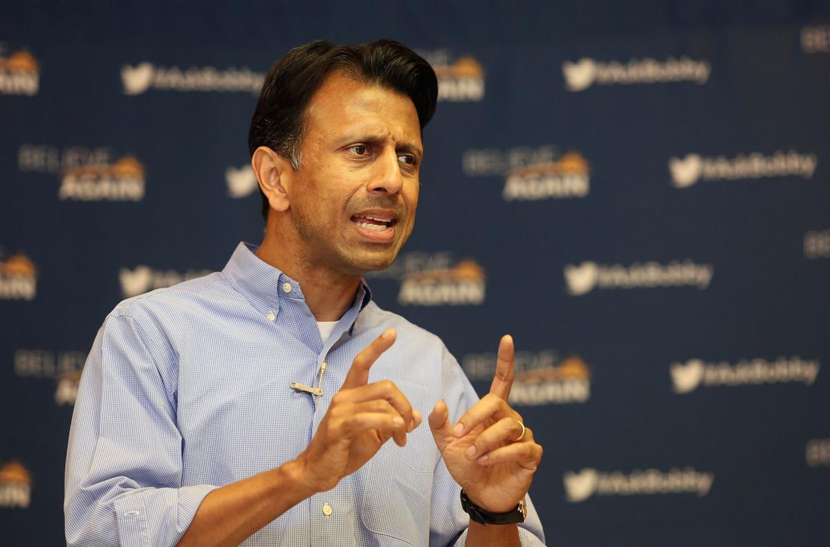 Bobby Jindal reports raising $597K for presidential race