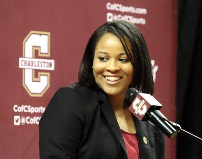 Former women's basketball player sues C of C