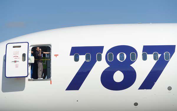 Boeing falls short of target