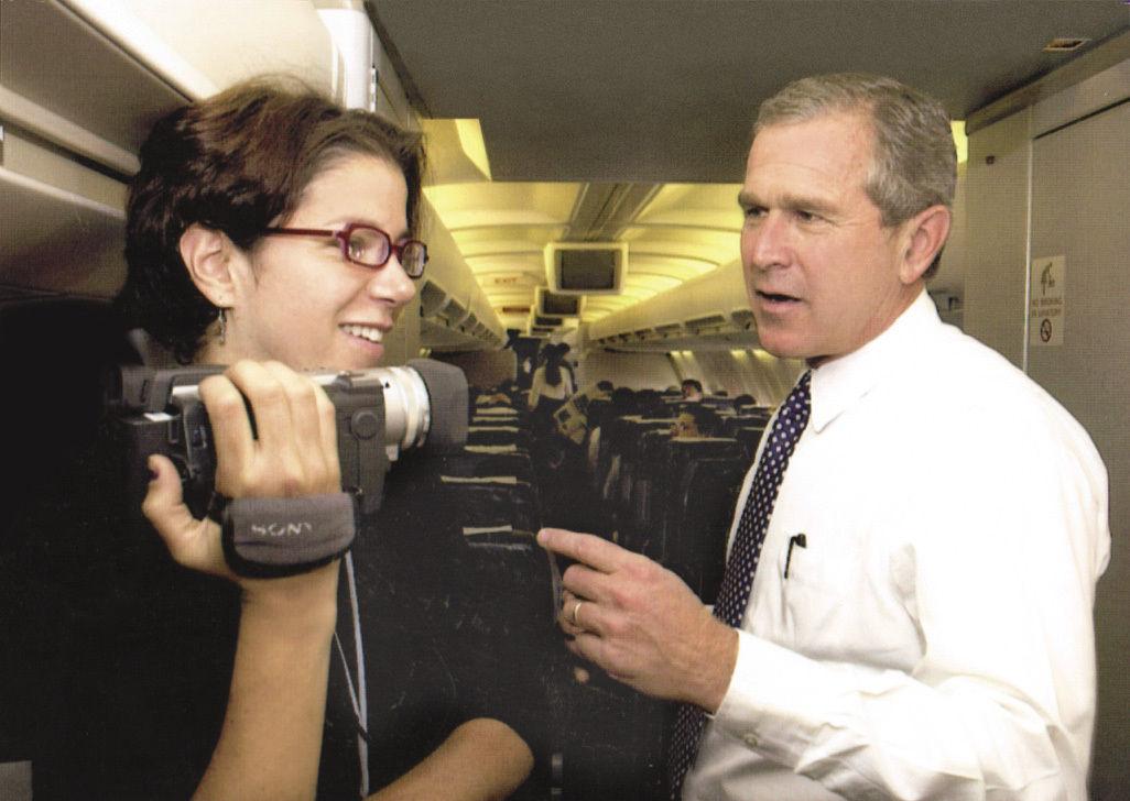George W. Bush to join Jeb Bush in North Charleston on Monday