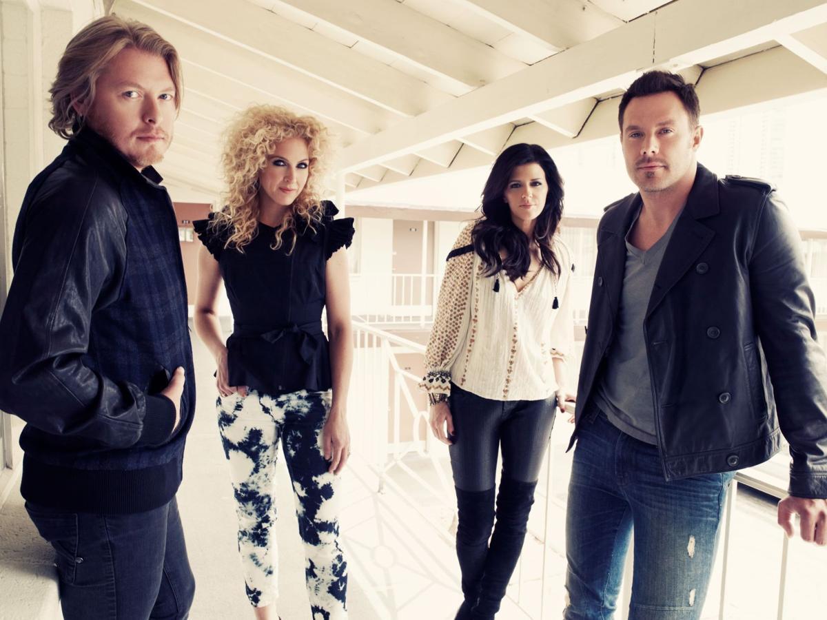 LITTLE BIG TOWN Country quartet harmonizes their way to the top