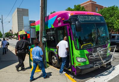 COMET Bus June 2019