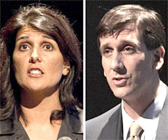 Q&A with gubernatorial candidates Nikki Haley and Vincent Sheheen: Education