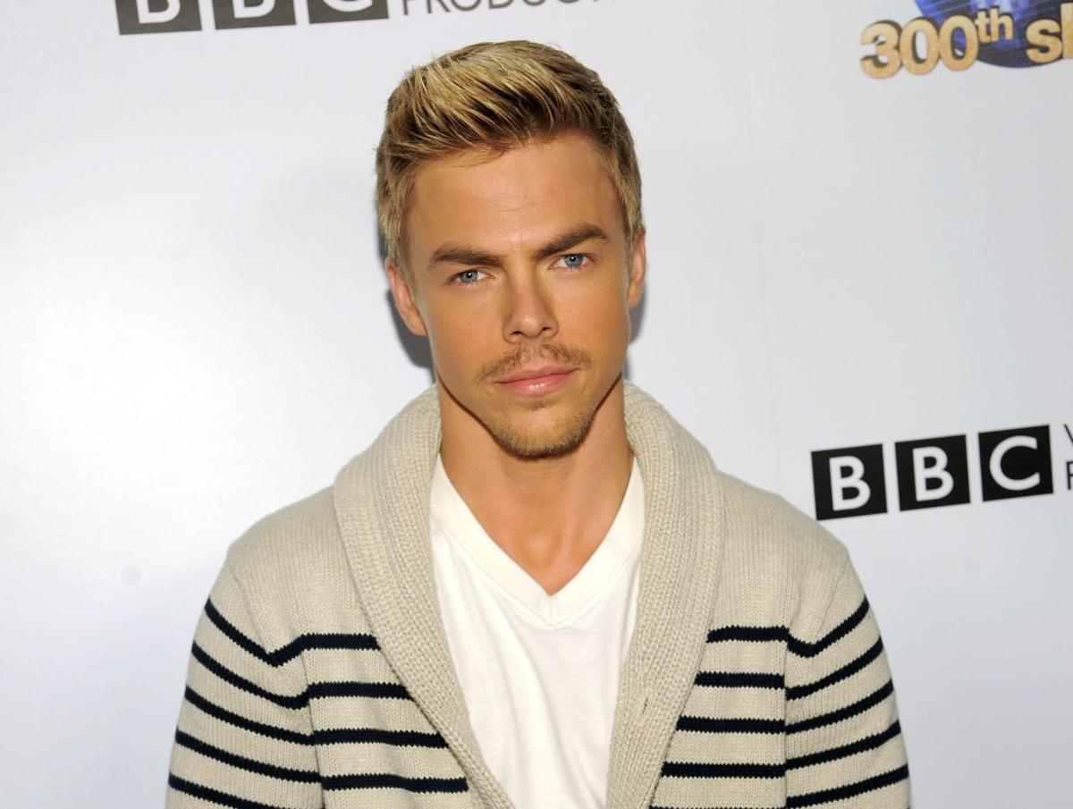 Derek Hough wants to expand career beyond 'Stars'
