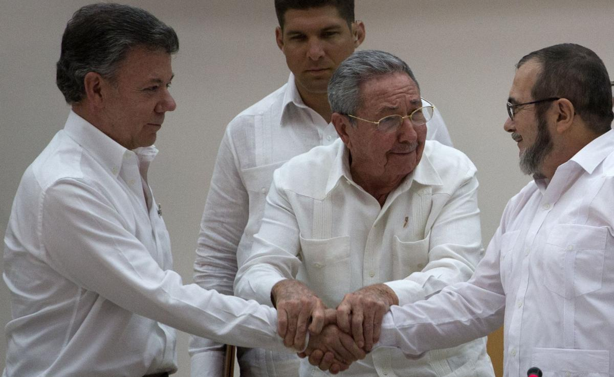Colombia's best chance for peace