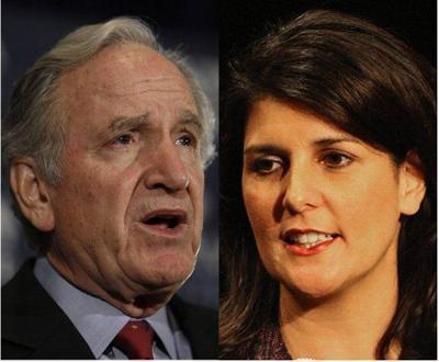 U.S. senator calls for Haley inquiry