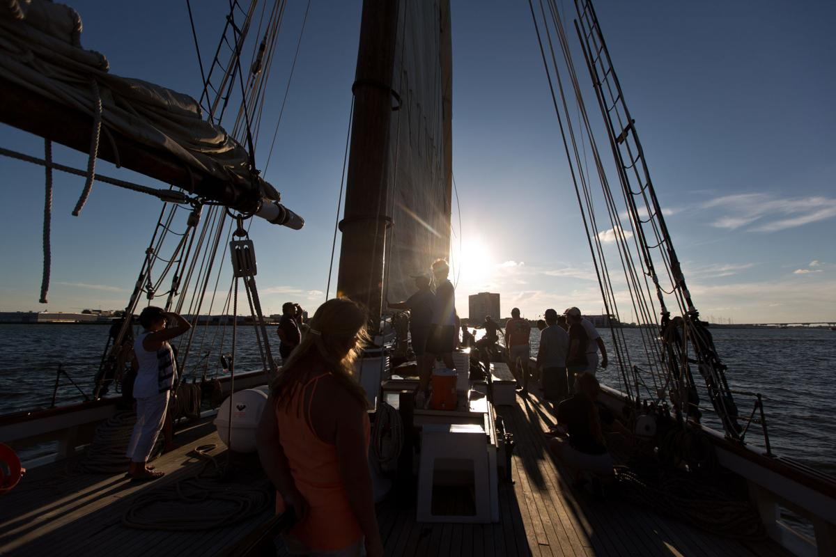 Editorial: Events add to Charleston's rich maritime history | Editorials | postandcourier.com