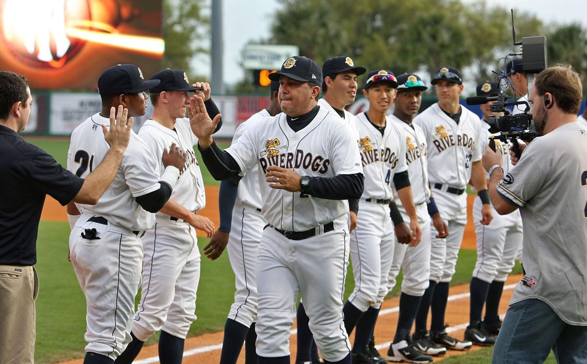 Five top 30 prospects on RiverDogs' roster