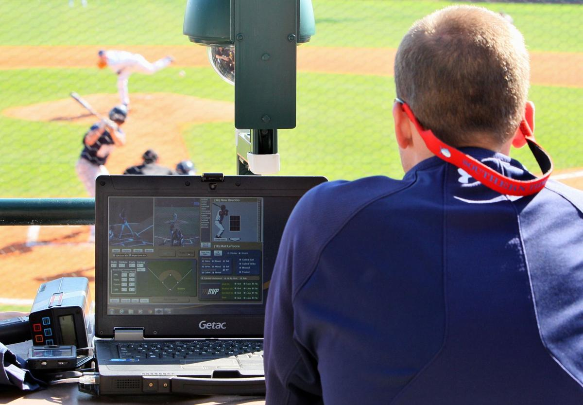 Citadel baseball goes high-tech