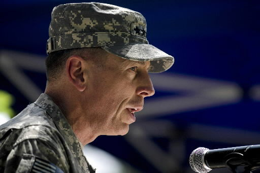 AP Interview: Petraeus on bin Laden-Taliban link