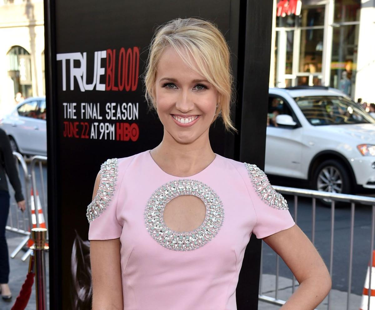 Actress returns to the N.Y. stage Camp of 'True Blood' will star in 'Verite'