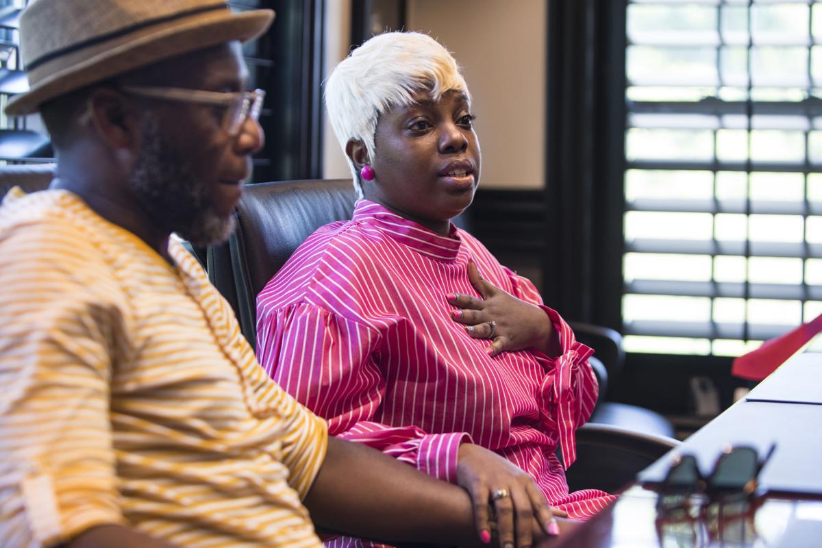Gospel singer, husband wrongly accused in Mount Pleasant