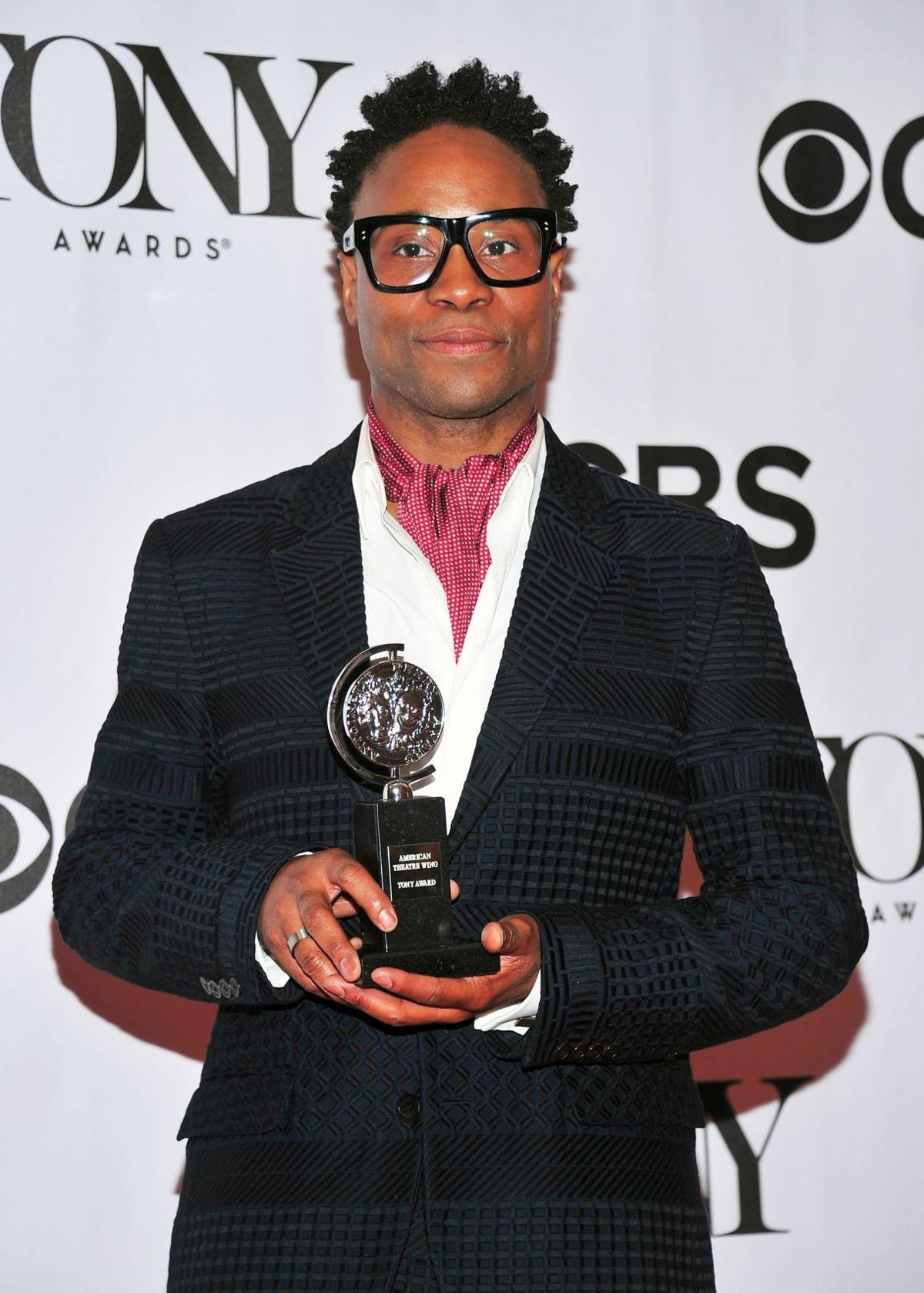 Billy Porter says goodbye to role that 'taught me to dream'