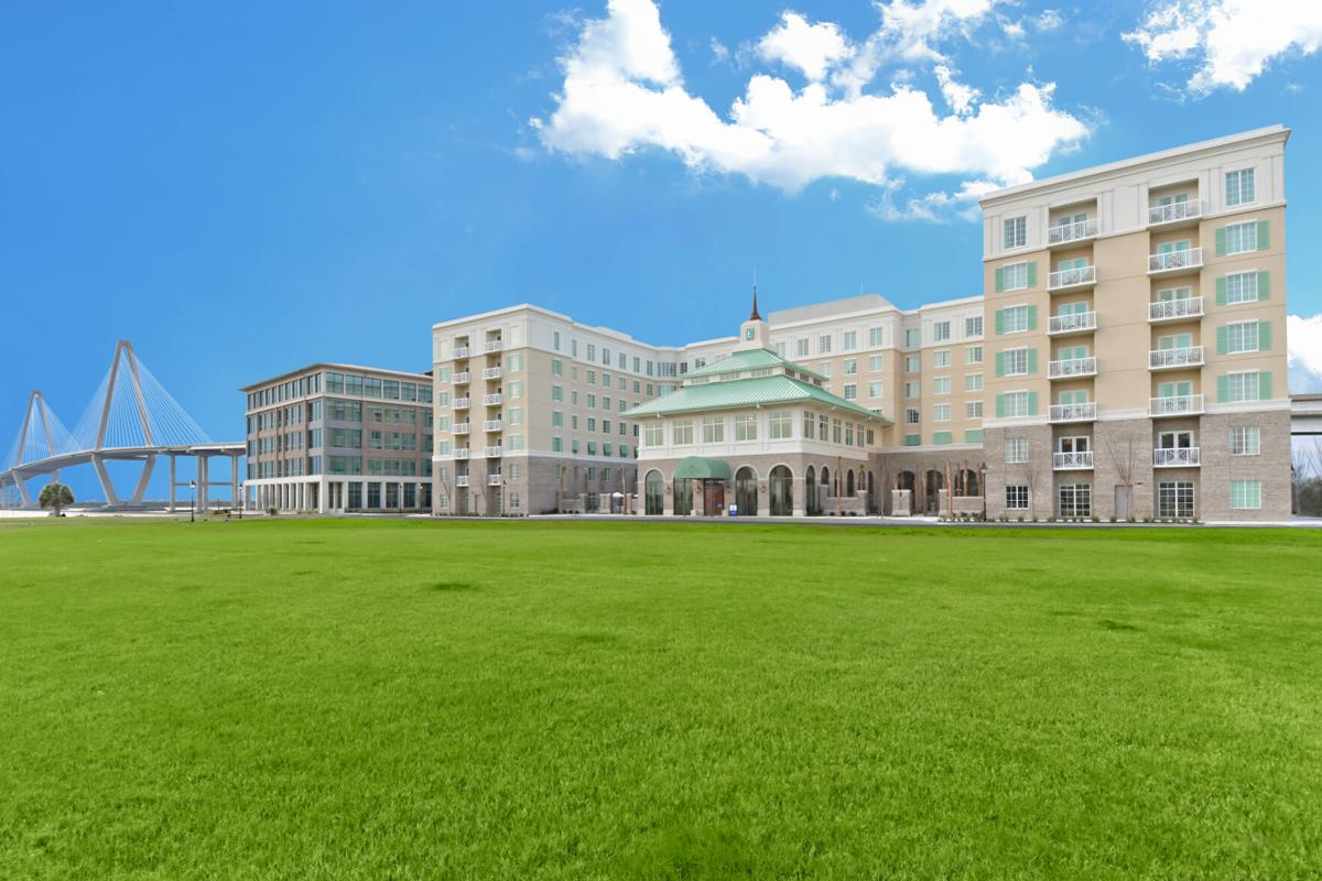 Embassy Suites by Hilton Charleston Harbor Mount Pleasant