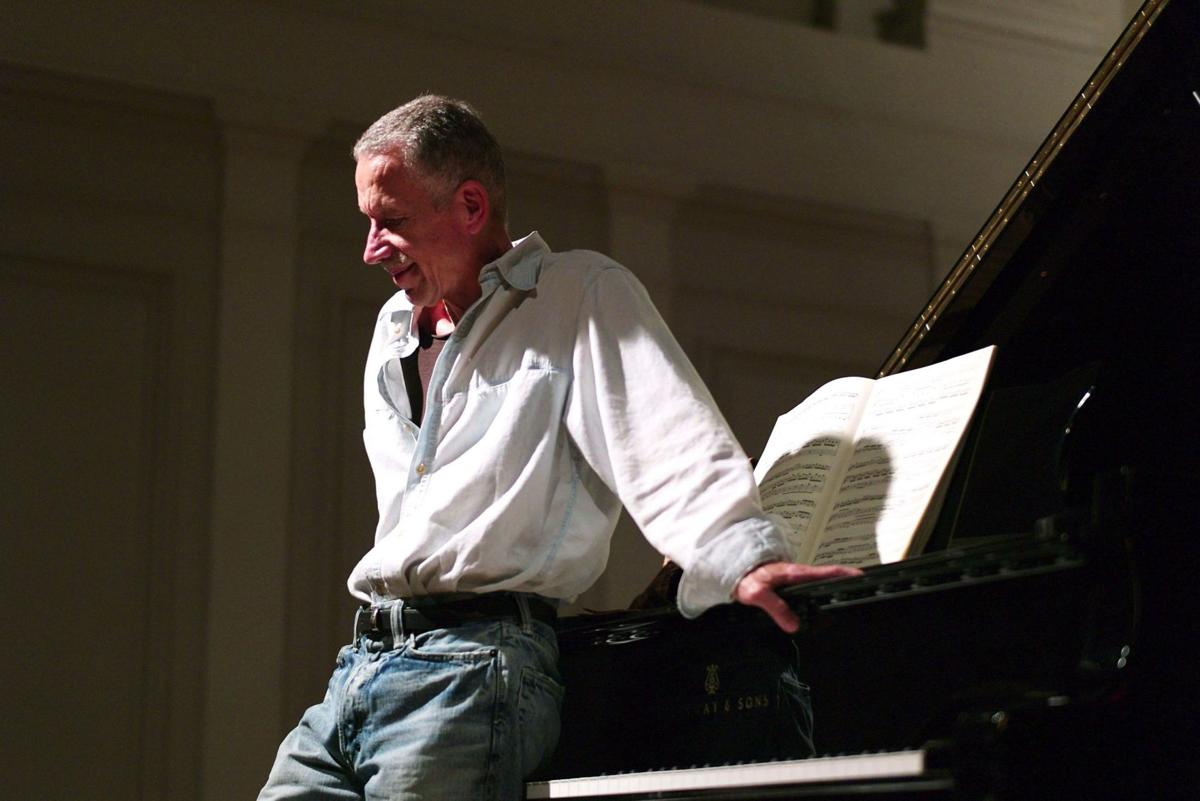 Jazz pianist Keith Jarrett goes classical with Bach CDs