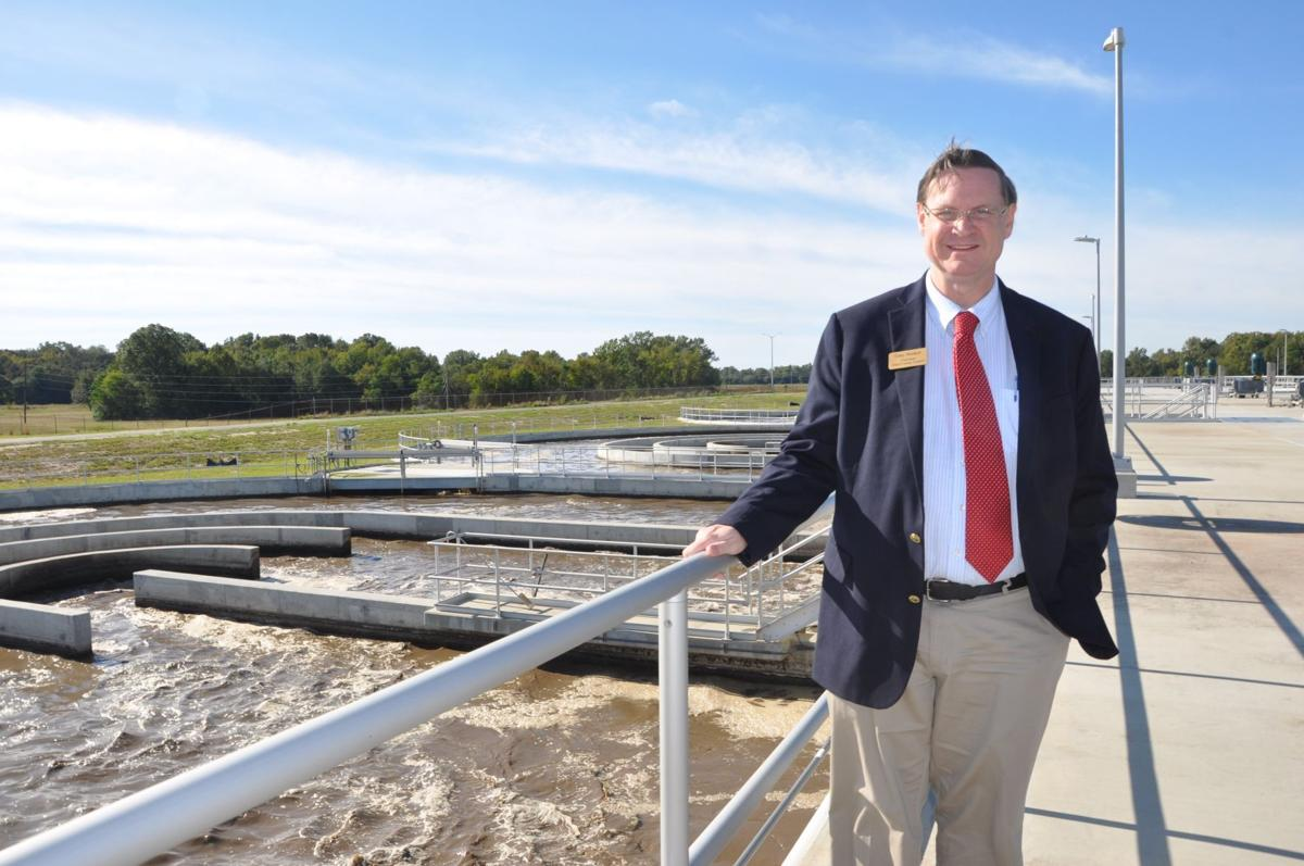 Ribbon-cutting celebrates completion of Aiken County's largest ever capital project 2
