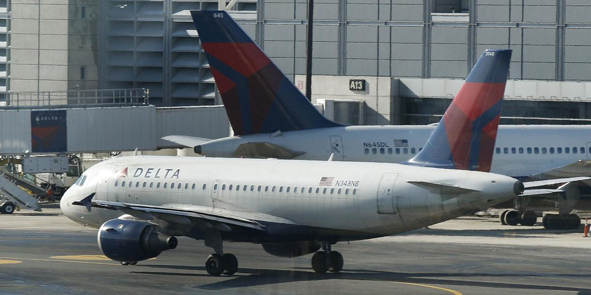 Delta Air Lines fined for mishandling bumped passengers