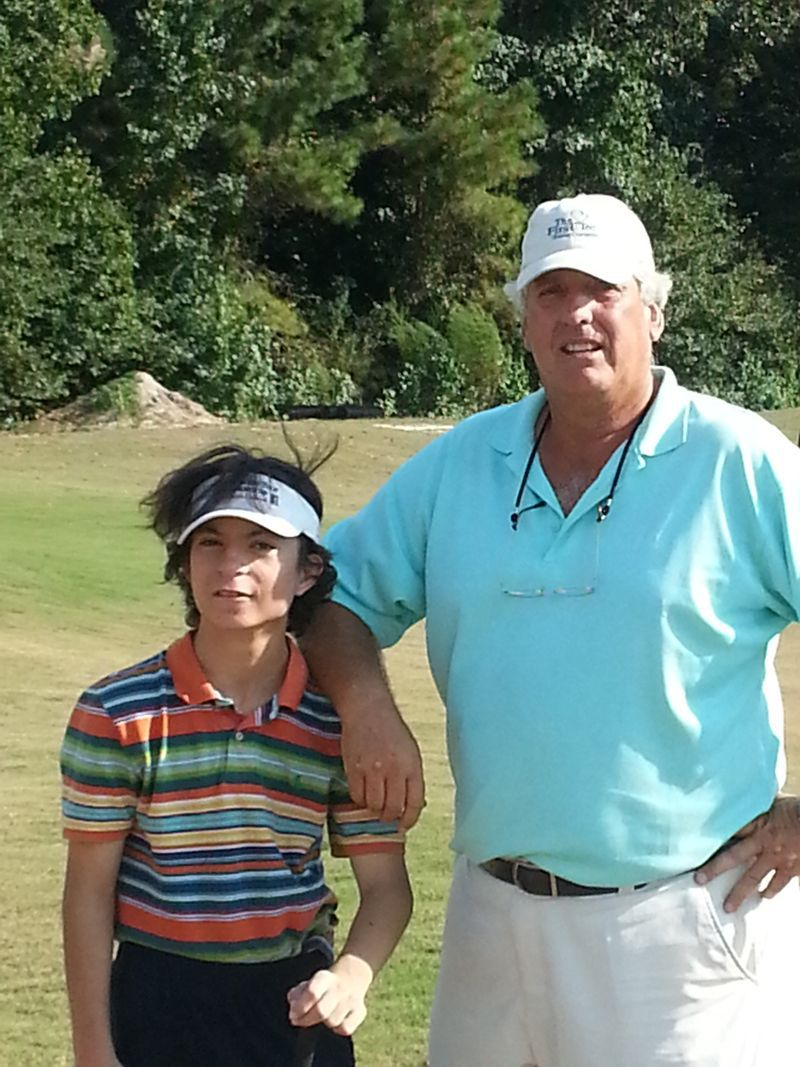 It's not 'only' a game How golf changed a boy and his teacher