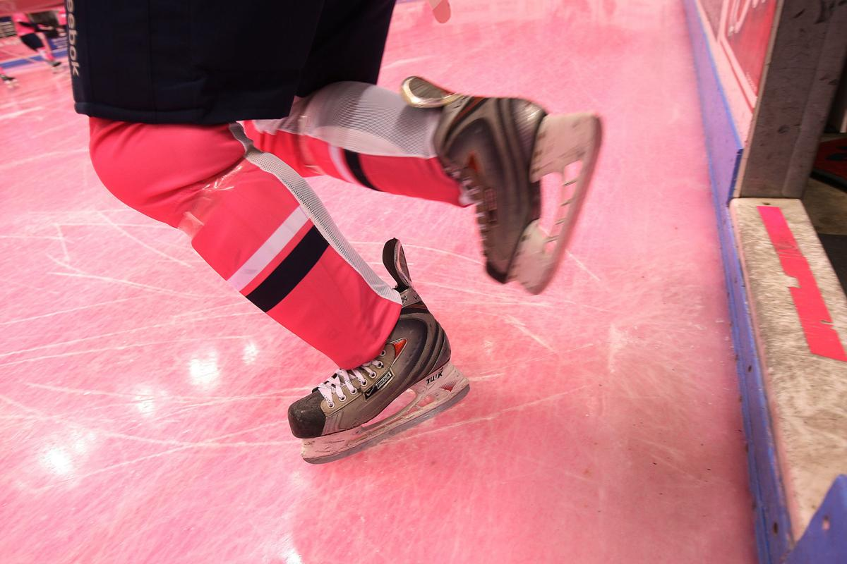 Pink in the Rink hockey game has special meaning for South Carolina Stingrays