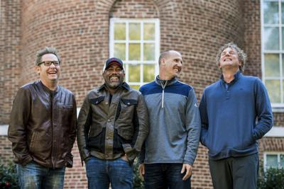 Hootie & the Blowfish Portrait Session (copy)