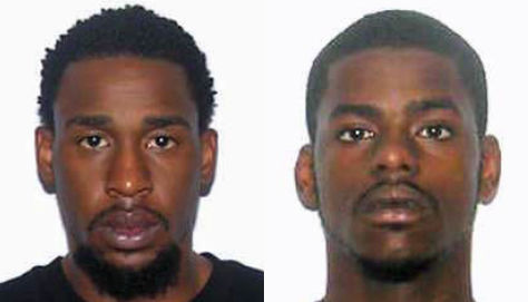 2 men arrested in McDonald's robbery