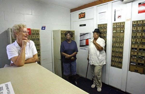 Adams Run residents fighting to keep post office