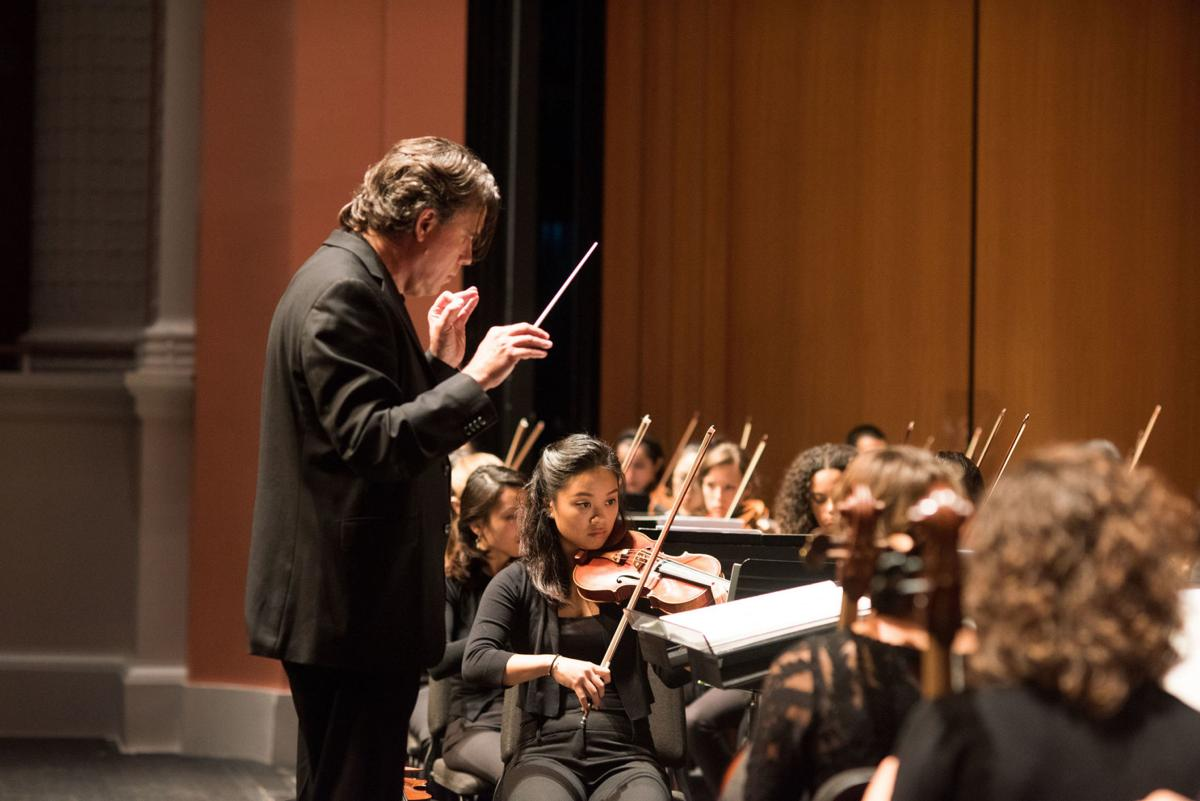 d364f2a036 Spoleto Festival USA Orchestra an integral part of the 17-day ...