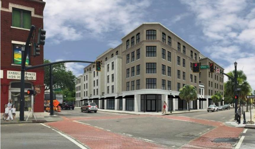Proposed apartment building headed back to BAR