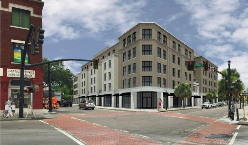 Proposed Apartment Building Headed Back To Bar Business